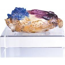 WS-21068龍觀天下精品脫臘琉璃作品