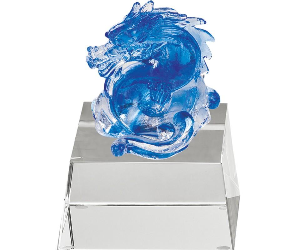 WS-31002龍(一)精品脫臘琉璃作品