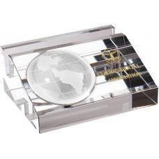 WS-03126半球名片水晶座