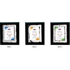 WS-44001金屬框木質獎牌