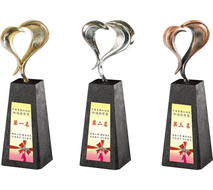 WS-36002金屬木質獎杯