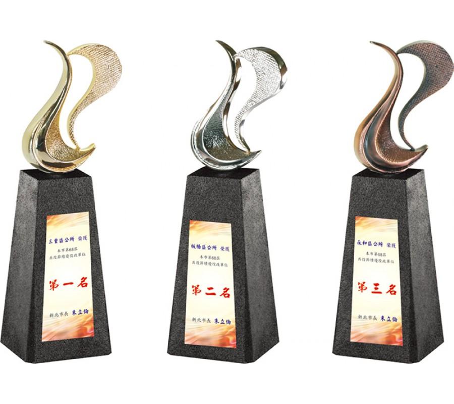 WS-36003金屬木質獎杯
