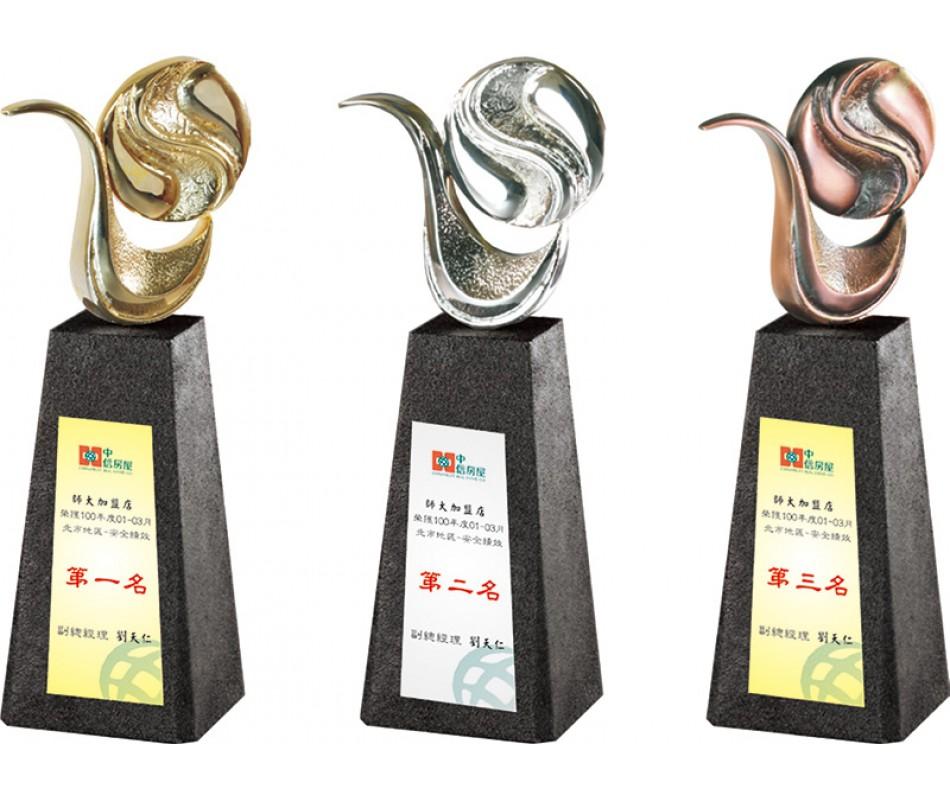 WS-36004金屬木質獎杯