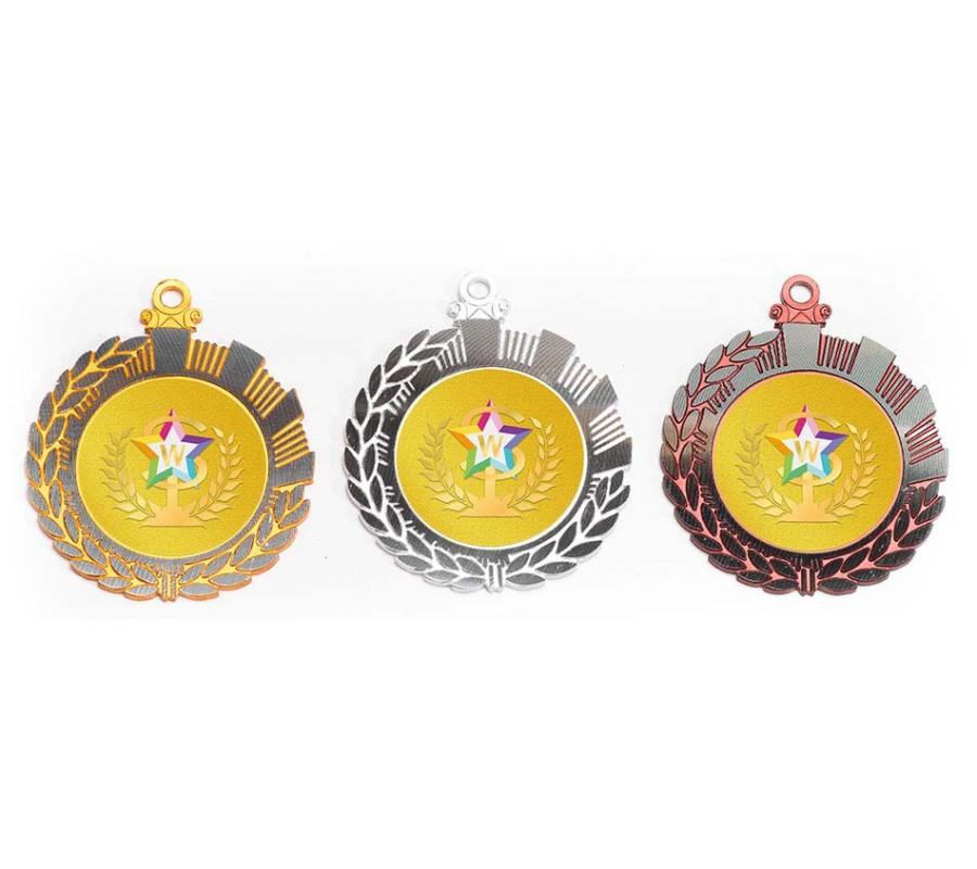 WS-01運動獎章