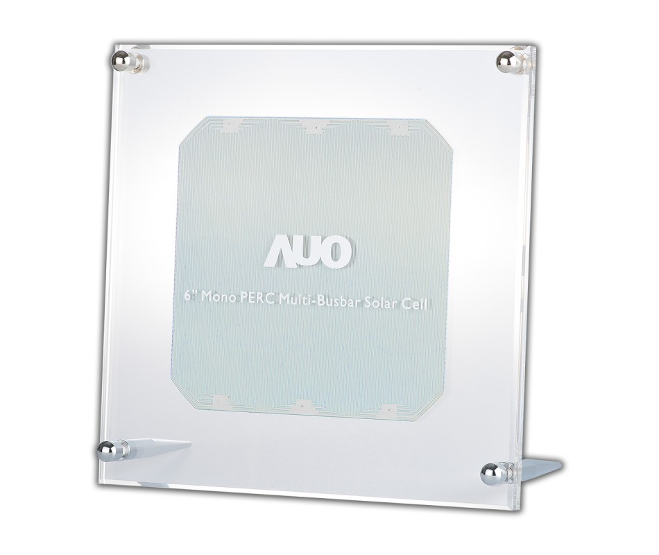 WS-99008 友達光電 AUO 訂製壓克力相框鑲晶片